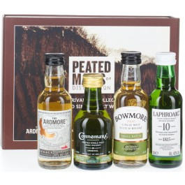 Peated Malts of Distinction Trial Pack