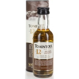 Tomintoul Whisky Miniatur 16 years